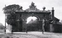 original gates huggens college