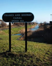 Thames and Medway Canal