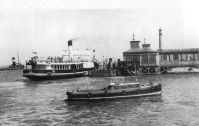 The Steam Ferry Boat Edith
