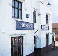 The Ship & Lobster Public House