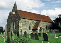St. Marys Church Higham