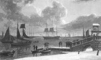 Gravesend Landing Place 1810