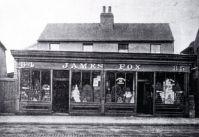 Grocers Shop of James Fox