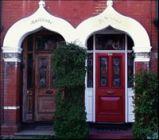 2 front doors